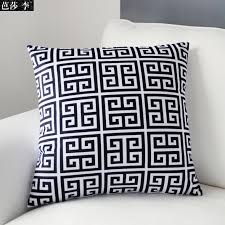 Patterned Pillow Cases