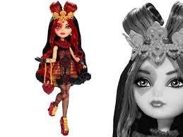 Купить Кукла Лиззи Хартс из серии <b>Базовые</b>, <b>Ever After High</b> в ...
