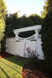 garden gate design backyard fences