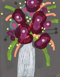 San Anselmo artist sends free flower art to those who are sick