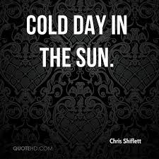 Cold Quotes