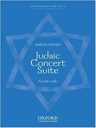 Judaic Concert Suite: Minsky, Aaron: 9780193866751: Amazon.com: Books