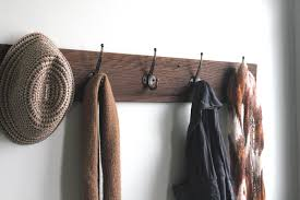 Vintage Wall Coat Rack Outdoor Coat Rack MFORUM 52