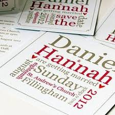 personalise your wedding invitation with a custom drawing of your Wedding Invitations Uk Not On The High Street personalised word block wedding stationery www weddingheart co uk wedding invitations uk high street