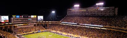 Sun Devils Seating Chart Sun Devil Stadium Tickets And Seating Chart