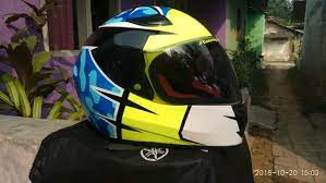 Maybe you would like to learn more about one of these? Jual Helm Yamaha Vixion Repaint Di Lapak Bento Oto Shop Bukalapak