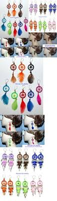 Wholesale Dream Catchers Mixed Lots 100 Lot Of 100 Pairs Of Dream Catcher Thread Earrings 62