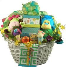 snuggle safari baby gift basket