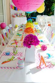 272 best art party ideas images on design ideas of paint party decorations