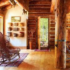 Interior Design Log Homes Simple Decoration