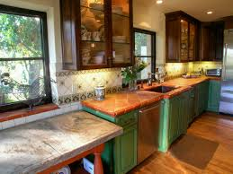 Spanish Style Kitchen spanish style kitchen remodel with period features -  nott & associates