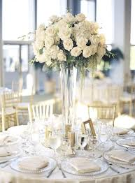 wedding centerpieces for round tables design for wedding table decorations using a round table and white wedding centerpieces for round tables