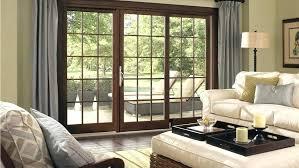 gliding patio doors series andersen 200 door installation