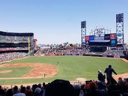 At T Park Tours Oracle Park San Francisco Giants Stadium