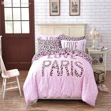 paris sheets sets whole fashion leopard design sets without leopard print duvet cover for girls queen