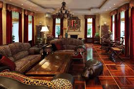 Interior African Themed Living Room Pictures African Themed African Room Design