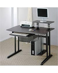 home office computer workstation. Coaster Metal Home Office Computer Workstation Desk, Black