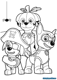 Nick Jr Coloring Pages 5 Nickelodeon Halloween Thanhhoacarcom