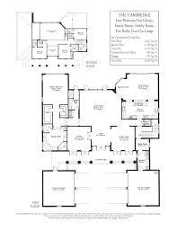 stonebrook estates floor plans and community profile house loft above garage the cambridge story a ment