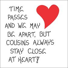 Cousin Love Quotes Impressive 48 Loving Cousin Quotes Laughtard