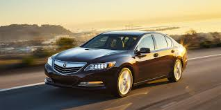 Acura Dealer Mn 2017 Acura Rlx Sport Hybrid Sh Awd With Advance Package In Crystal