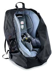 car seats car seat bag for air travel with toddler popular baby bed black
