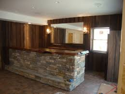 Barnwood Bar custom wet bars live edge burl wood slab 2947 by xevi.us