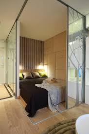 Studio Apartment Bedroom Exterior Simple Ideas