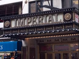 Ain T Too Proud Imperial Theater Seating Chart Imperial Theatre On Broadway In Nyc
