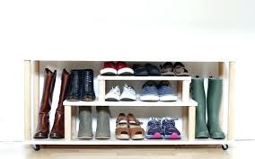 full size of j me floating shoe rack copper diy wooden plans closet home improvement charming