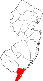 Cape May County New Jersey Wikipedia