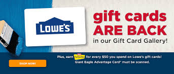check balance on lowes gift card cards
