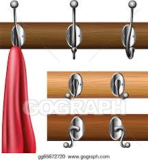 Coat Rack Clipart