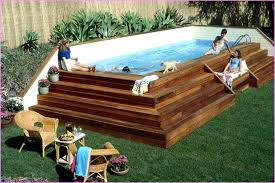 above ground pool decks. Above Ground Pool Decks Photos Landscaping Deck Ideas In Small Plan 9 .