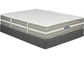 beautyrest recharge box spring. Beautyrest Recharge Hybrid Rosalind King Mattress Set Box Spring L