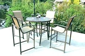 bistro set clearance outdoor high bistro set table and chairs bar height patio sets clearance china