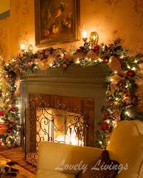 Best 25 Christmas Mantle Decorations Ideas On Pinterest Christmas Fireplace Mantel