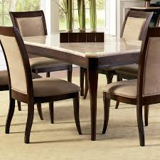 steve silver company mille marble dining table