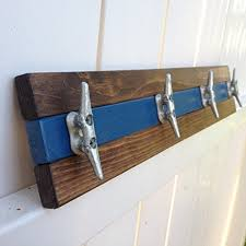 Boat Cleat Coat Rack Amazon Nautical Boat Cleat Coat Rack Towel Rack or Hat Rack 6