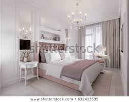modern classic bedroom design. Plain Classic Spacious And Bright Modern Contemporary Classic Bedroom Interior Design  With Large Window White Walls Intended O
