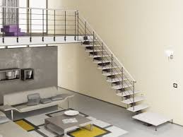 metal furniture design. Modern Metal Stair Railings Futuristic Family Room Furniture Design With Square Coffee Table Handrail
