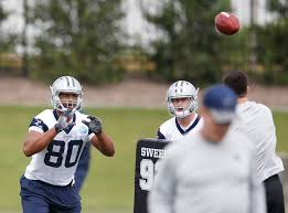 Is Rico Gathers Already The Second Te On The Cowboys Depth
