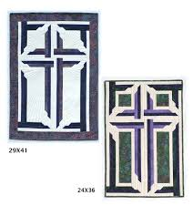 Cross Quilt Pattern Cool The Wondrous Cross Quilt Pattern IDH48 Advanced Beginner Wall