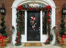 R Example Of A Classic Entryway Design In Atlanta With Black Front Door