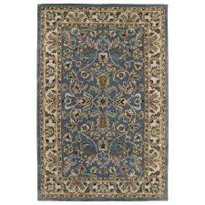 mystic william blue 8 ft x 10 ft area rug