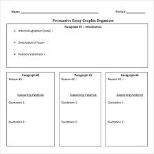 argumentative definition essay middle school sample