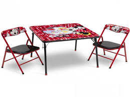 kid size folding table