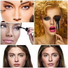 face make up right make up of course make up