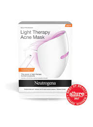 Vision Light Therapy Shop Neutrogena Light Therapy Acne Treatment Face Mask