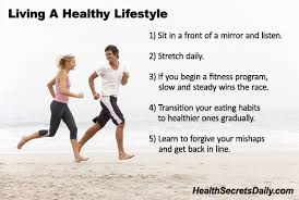 fast ways to start living a healthy lifestyle natural health 5 fast ways to start living a healthy lifestyle
